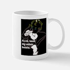 A.I.G. insurance Mug