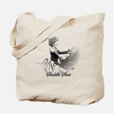 Saddle Seat Tote Bag