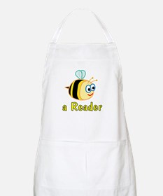 Book Reading BBQ Apron