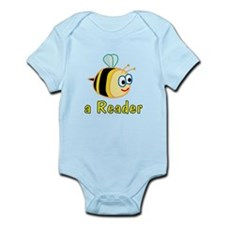 Book Reading Infant Bodysuit