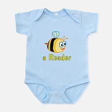 Book Reading Infant Bodysuit