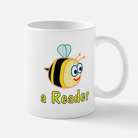 Book Reading Mug