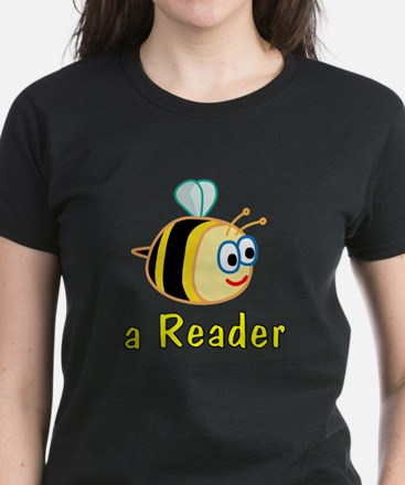 Book Reading Tee