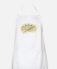 Nursing is an Art BBQ Apron