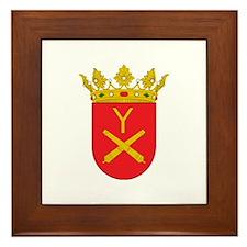 Navarra Framed Tile