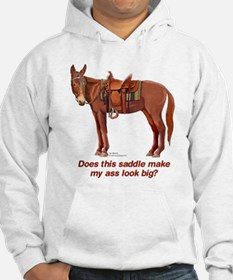 Ass Look Big Mule Hoodie