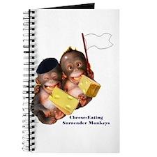 Cheese Eating Surrender Monkeys I Journal