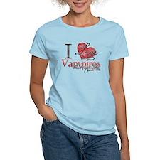 I <3 Sparkly Vampres T-Shirt