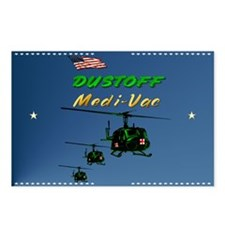 MediVac Postcards (Package of 8)
