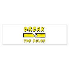 FUNNY TEES Bumper Bumper Sticker