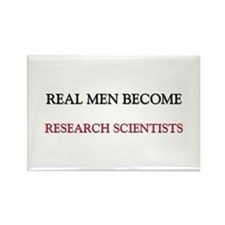 Real Men Become Research Scientists Rectangle Magn
