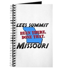 lees summit missouri - been there, done that Journ