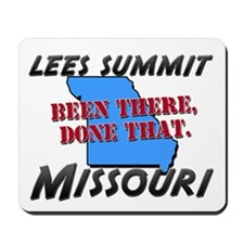 lees summit missouri - been there, done that Mouse