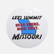 lees summit missouri - been there, done that Ornam