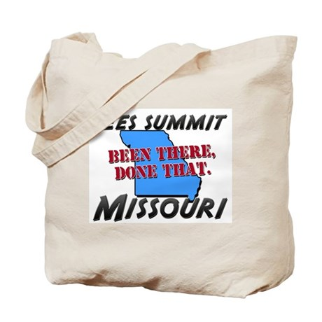 lees summit missouri - been there, done that Tote