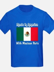 Mexican Parts T