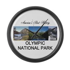 ABH Olympic NP Large Wall Clock