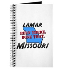 lamar missouri - been there, done that Journal