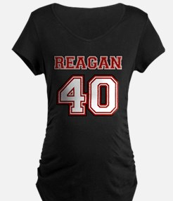 Reagan #40 T-Shirt