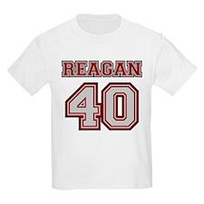 Reagan #40 T-Shirt