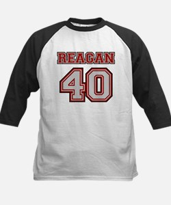 Reagan #40 Kids Baseball Jersey