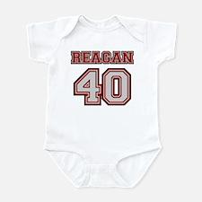 Reagan #40 Infant Bodysuit