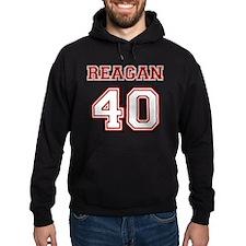 Reagan #40 Hoodie