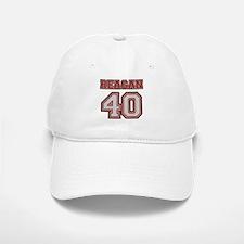 Reagan #40 Baseball Baseball Cap