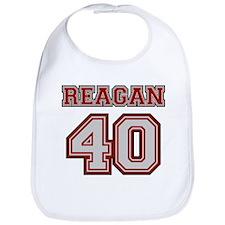 Reagan #40 Bib
