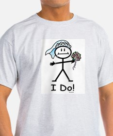BusyBodies Wedding Bride T-Shirt