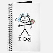 BusyBodies Wedding Bride Journal