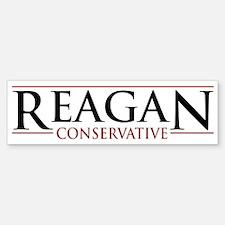 Reagan Conservative Bumper Bumper Bumper Sticker