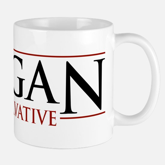 Reagan Conservative Mug
