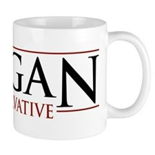 Reagan Conservative Small Mug