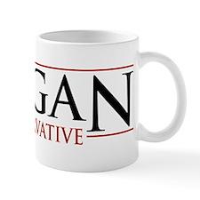 Reagan Conservative Small Small Mug