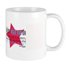 Love What You Do Quotation Products Mug