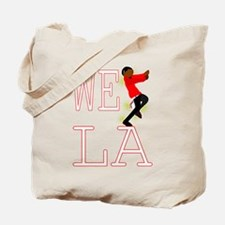 We Jerk LA (RED) Tote Bag