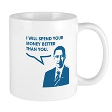 Spend Your Money Better Mug