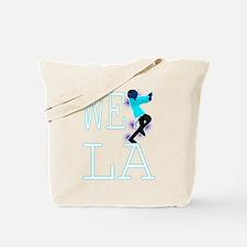 We Jerk LA (BLUE) Tote Bag