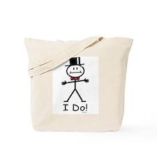 BusyBodies Wedding Groom Tote Bag