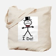 BusyBodies Wedding Groom Tote Bag