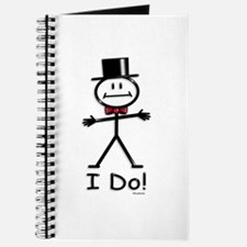 BusyBodies Wedding Groom Journal