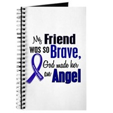 Angel 1 FRIEND (She) Colon Cancer Journal