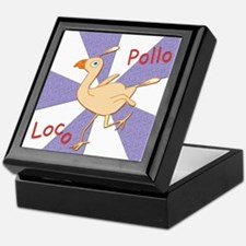 Pollo Loco Keepsake Box