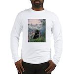 Seine / Schipperke Long Sleeve T-Shirt