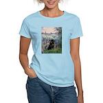 Seine / Schipperke Women's Light T-Shirt