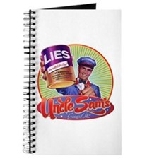 Uncle Sam's Canned Lies Journal