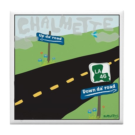 Chalmette Tile Coaster