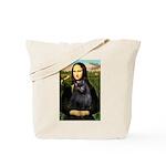 Mona / Schipperke Tote Bag