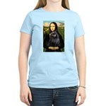 Mona / Schipperke Women's Light T-Shirt